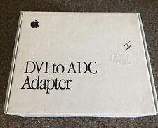 NIB Apple M8661LL/A DVI to ADC Display Adapter