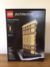 LEGO Architecture Flatiron Building - set 21023 - NEW & SEALED