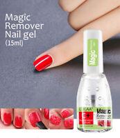 LULAA Nail Polish Burst Magic Gel Nail Polish Remover Soak Off Nail Cleaner _rr