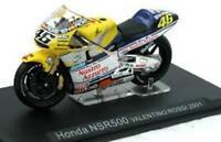 IXO HONDA TM07 NSR 500 TM08 RC211V MotoGP Vale Rossi bikes Bike magazine 1:24th