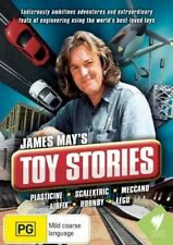 James May's Toy Stories (DVD, 2010, 2-Disc Set)