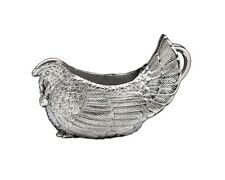 ARTHUR COURT TURKEY GRAVY BOAT HOLDER ABSOLUTELY STUNNING WOW IMPRESS YOUR GUEST
