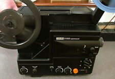 Eumig S932 SUPERSOUND Super 8 SOUND FILM PROJECTOR - FULLY  SERVICED