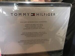 Tommy Hilfiger Sheet Set