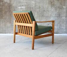 60er Wilkhahn Eiche Sessel Mid-Century 60s Oak Easy Chair Vintage 50er 50s