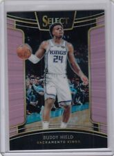 2019 Panini The National Silver Pack Buddy Hield Select Pink Prizm #8/10 SSP