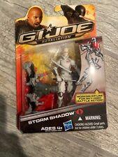 "GI Joe Retaliation STORM SHADOW From Wave 1 2012 3.75"" Action Figure"