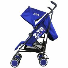 Zeta Citi Stroller Buggy Pushchair - Navy