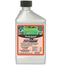 Ferti-lome Weed Free Zone Weeds Killer Concentrate Lawn & Grass Control 16 Oz