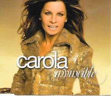 CD SINGLE EUROVISION PROMO SWEDEN 2006 INVINCIBLE CAROLA
