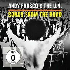 Andy Frasco And The U.N. - Songs From The Road (NEW CD+DVD)