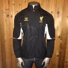 Official Warrior Liverpool FC Men's Large Windbreaker/Rain Jacket