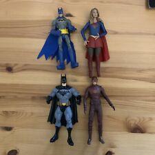 DC Collectibles Multiverse Justice League Action Figure Bundle Batman Flash