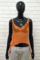 Maglia GUESS LOS ANGELES Donna Taglia Size 40 Maglietta Canotta Shirt Woman