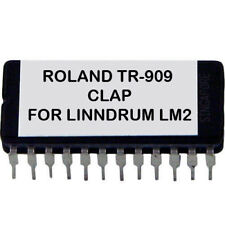 ROLAND TR909 CLAP sound Eprom For LINNDRUM LM2