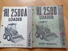 Gehl Heavy Equipment Manuals & Books for Gehl for sale | eBay