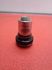 Olympus 173088 Microscopio objetivo 10 0.25 LOTJ 33YLM