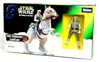 Star Wars POTF Luke Skywalker And Tauntaun Action Figures 1997 Kenner Hasbro NIB