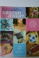 Elegant Crochet Jewelry BOOKLET