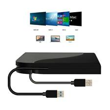 USB3.0 SATA External DVD Enclosure CD-ROM Case for 12.7mm/SATA DVD RW/Blu ray BD