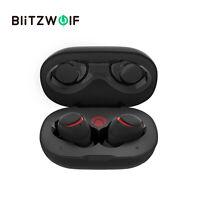 BlitzWolf AIRAUX AA-UM1 Waterproof Wireless Bluetooth 5 Stereo Earphone Earbud