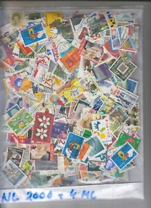 Netherland  2000 Stamps  and 4 Maximum Card