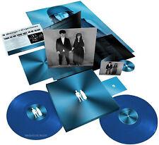 U2 Songs Of Experience Blue Vinyl LP Deluxe Album Box Set 180 Gram +CD Numbered