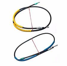For Opel Vauxhall Vivaro 2001-2006 Right & Left Side Hand Brake Cable set New