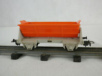 Lorenwagen Kipplore Spur H0 orange mei14