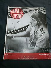 REVUE MILITARIA CARAVELLE NOVEMBRE 1950 LE BARON