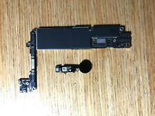Logic board from iPhone 7 - 128GB - Black with iCloud