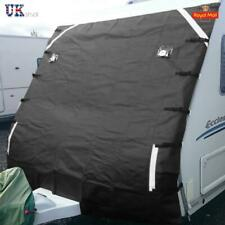 Universal Caravan Front Towing Cover Protector + LED Light Shield Guard UK.