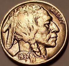 1937-P Buffalo Nickel - UNC