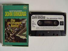 JOHN SINCLAIR - 64 Die grausamen Ritter - STUDIO BRAUN Hörspiel