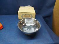 Vintage Gorham Revere Silver Plated Bowl CY780 Original Packaging/ Box