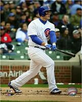 """Anthony Rizzo Chicago Cubs MLB Action Photo (Size: 8"""" x 10"""")"""