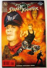 RARE 1995 STREET FIGHTER Comic # 1 Capcom DC Comics NM/UNREAD SCARCE