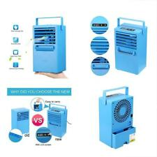 Madoats 9.8-inch Portable Air Conditioner Fan Small Desktop Personal Table Mini