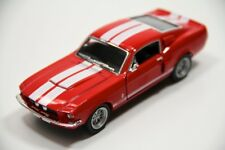 "New Kinsmart 5"" 1967 Shelby GT-500 Ford Mustang Diecast Model Toy Car 1:38 Red"