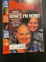 PEOPLE Magazine, MAY 13, 1991, NORMAN SCHWARZKOPF, JANINE TURNER, BRIAN HENSON