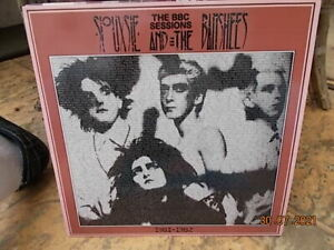 LP Siouxsie & the Banshees - bbc sessions 81-82 ( vinyl record )