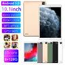 "10.1"" HD Screen Tablet PC 8+128GB Android 9.0 Pad Dual SIM 4G-LTE Triple Cameras"