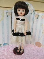 "Belle Co Margie/Marjorie, Cissy/Uneeda face vintage 17"" fashion high heel doll"