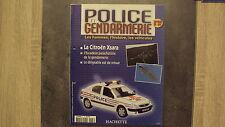 Fascicule Police et Gendarmerie n°37 - La Citroën Xsara