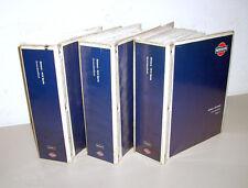 Werkstatthandbuch Servicehandboek Nissan Almera N 15 ( 3 Bände ) St.1999