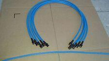 5 pcs  Belden 1694A HD-SDI RG-6 Video Cable 4.5 GHZ  BNC Male to BNC Male  3ft