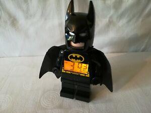 Lego DC Super Heroes Batman Alarm Clock