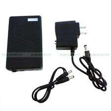 Super Power DC 12V Portable 6800mAh Li-ion Rechargeable Battery Pack +AC Adapter
