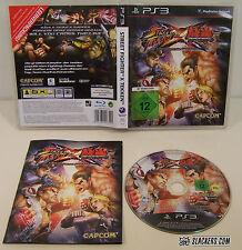 Street Fighter X Tekken (Playstation 3) PAL Complete!!