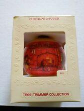 Vintage Betsey Clark Glass Christmas Ornament - Christmas Charmer - 1980